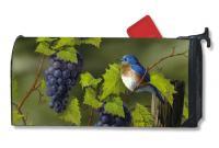 Magnet Works Vineyard Bluebird MailWrap