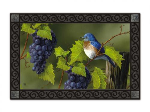 Magnet Works Vineyard Bluebird MatMate