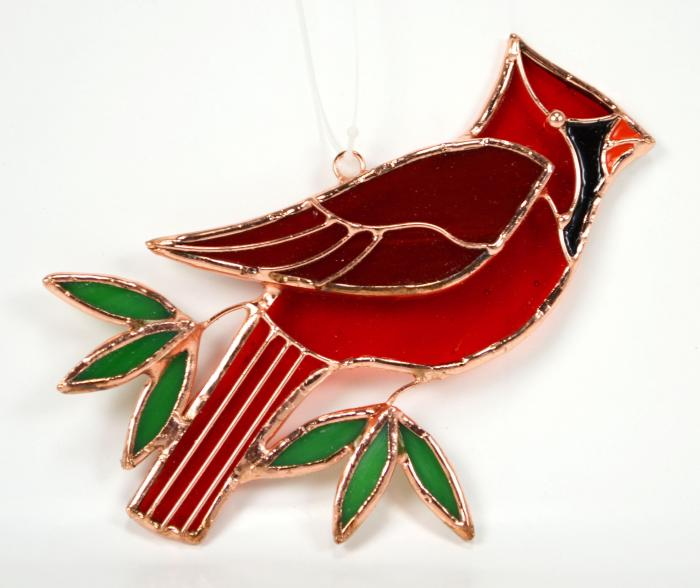 Gift Essentials Cardinal Sun Catcher