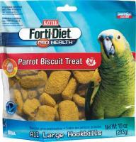 Parrot Biscuits