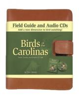 Adventure Publications Birds of the Carolinas Field Guide/CDs Set