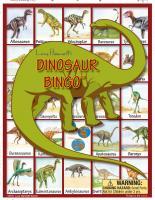 Lucy Hammett Dinosaur Bingo