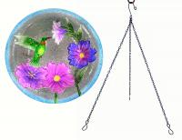 Songbird Essentials SE5003 Hummingbird Hanging Birdbath
