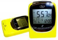 """""""Global Sync"""" Atomic Clock - Yellow"""