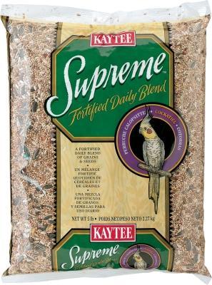 Cockatiel Mix Supreme   5#
