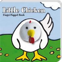 Chronicle Books Little Chicken Finger Puppet Book