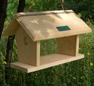 Bluebird Feeders by Coveside Conservation Products