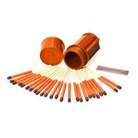 UCO Stormproof Match Kit, Case, 25 Matches, 3 Strikers, Orange