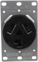 Pass & Seymour 3860/5207 Single-Flush Dryer Receptacle