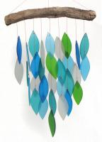 Blue HandWorks Ocean Waterfall Chime