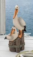 Design Toscano Ocean's Perch Pelican Statue