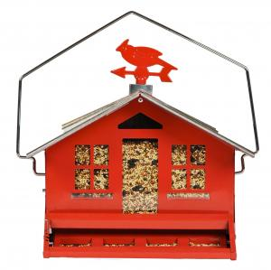 House / Hopper Bird Feeders by Perky Pet