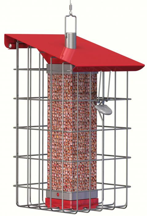 The Nuttery Geohouse Peanut/Seed Feeder