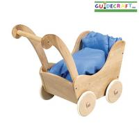 Guidecraft Doll Buggy - Natural