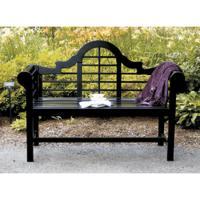 Achla Designs 4-ft. Lutyens Wood Bench