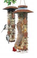 Perky Pet Squirrel-Be-Gone Tube Bird Feeder
