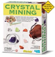Toysmith Crystal Mining Kit