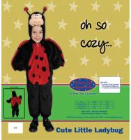 Dress Up America Cute Little Ladybug - Size 4