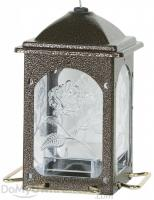 Homestead Meadow Rose Bird Feeder