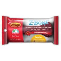 Zukes Z-bone Dental Bone - Cherry, Regular