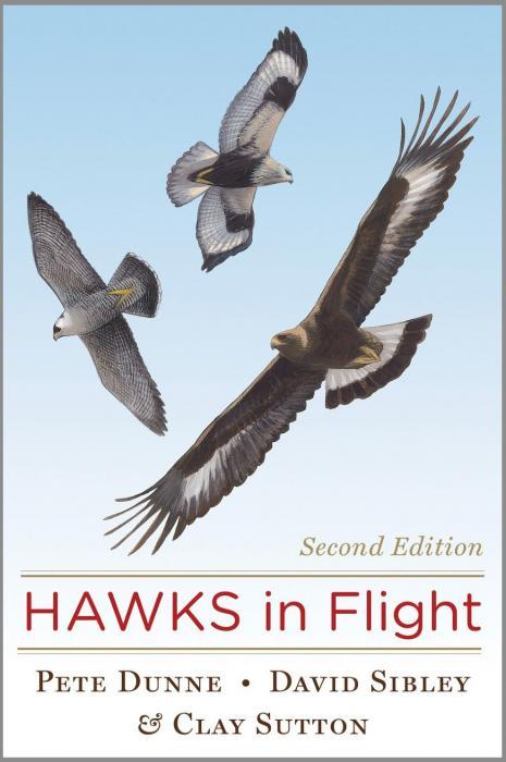 Peterson Books Hawks in Flight 2nd Edition
