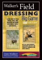 Stoney-Wolf Field Dressing Big Game, DVD Edition