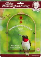 Pop's Tan Arbor Hummingbird Swing