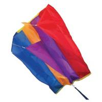 In The Breeze Pouch Parafoil Kite - Rainbow