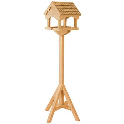 Gardman Natural Pine Bird Table