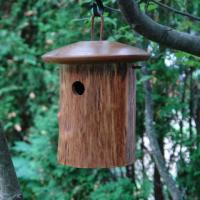 Byer of Maine Clipper Natural Chickadee House