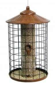 Hiatt Manufacturing Grande Squirrel Proof 2 Bird Feeder