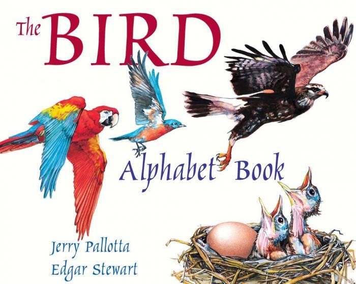 Random House The Bird Alphabet Book
