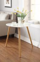 Convenience Concepts  Oslo End Table (White)