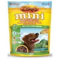 Zukes Mini Naturals Duck 6 Oz