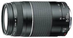 Canon 6473A003 EF75-300 Telephoto Zoom Lens