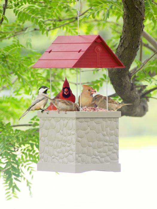Heath Infinity Wishing Well Bird Feeder