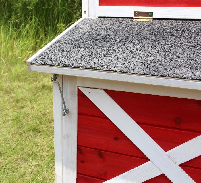 Merry Products Chicken Coop